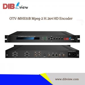 OTV-MHE51B Mpeg-2 H.264 HD Encoder
