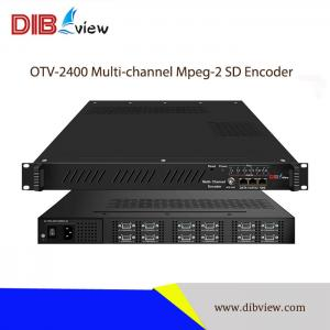 OTV-2400 Multi-channel Mpeg-2 SD Encoder