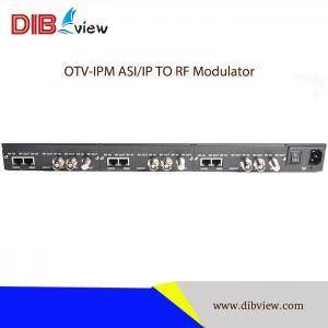 OTV-IPM ASI/IP TO RF Modulator
