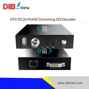 OTV-DC20 ProHD Streaming SDI Decoder