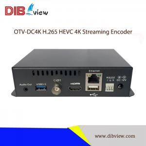 OTV-DC4K H.265 HEVC 4K Streaming Decoder
