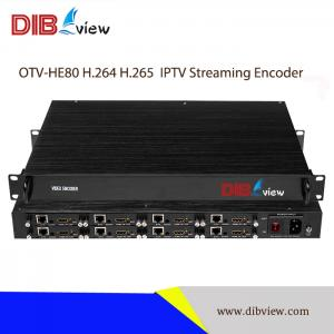 OTV-HE80 H.265/H.264 8-Channel HDMI Encoder