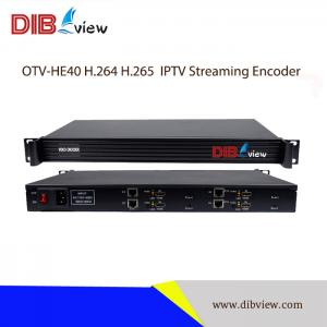 OTV-HE40 H.265/H.264 4-Channel HDMI Encoder