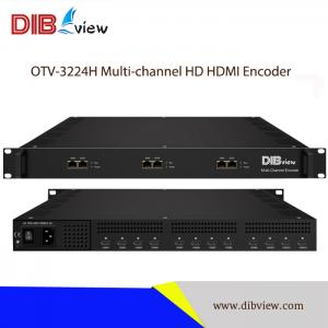OTV-3224H Multi-channel HD HDMI Encoder