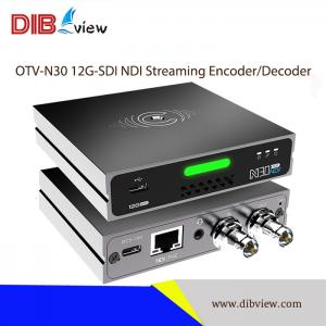 OTV-N30 UHD HEVC SDI TO NDI ProVideo Streaming Encoder
