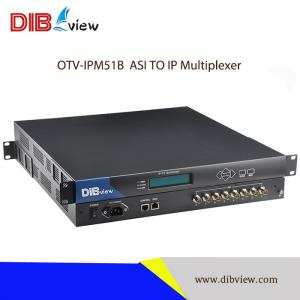 OTV-IPM51B ASI TO IP Multiplexer