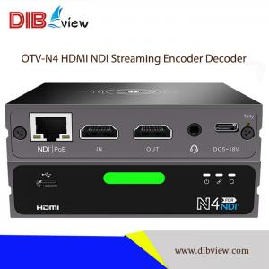 OTV-N4 UHD HDMI TO NDI ProVideo Streaming Encoder