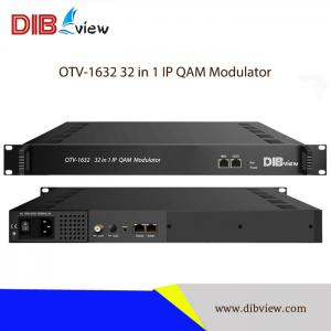 OTV-1632 32 in 1 IP Edge QAM Modulator