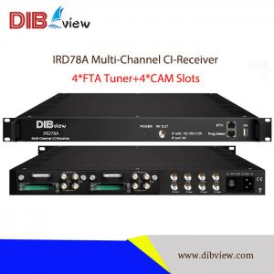 IRD78A 8 Channel Professional IRD