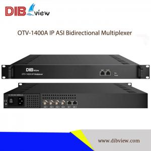 OTV-1400A IP ASI Bidirectional Multiplexer