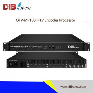 OTV-MP100 IPTV Encoder Processor