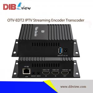 OTV-EDT2 IPTV Streaming Encoder Transcoder