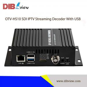 OTV-HS10 SDI IPTV Streaming Decoder