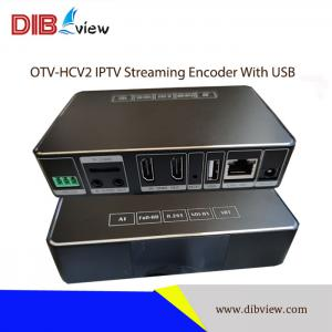 OTV-HCV2 IPTV Streaming Encoder With Picture in Picture